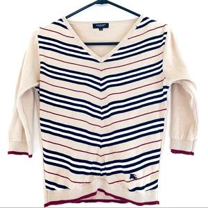 BURBERRY London Blue Label Made in Japan Sweater